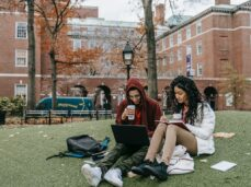 college-students-on-the-field-studying
