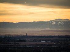 gray-mountain-during-sunset