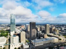 oklahoma-city-buildings-under-blue-sky