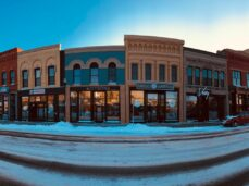 panoramic-photography-of-a-brown-concrete-building-in-Fargo